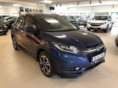 begagnad Honda HR-V 1,5 Executive AUT 5500 mil MKT UTR