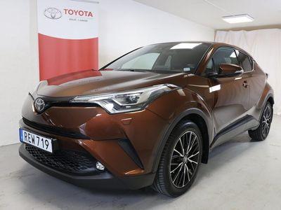 begagnad Toyota C-HR 1.2 AWD Executive teknikpkt ( navi vhjul)