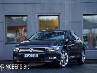 begagnad VW Passat 2.0 TDI 190hk 4M Executive