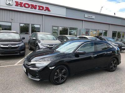 begagnad Honda Civic 5-dörrar 1.5 i-VTEC PRESTIGE Turbo AUT. Euro 6 182hk