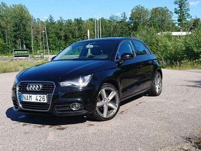 used Audi A1 Sportback -12