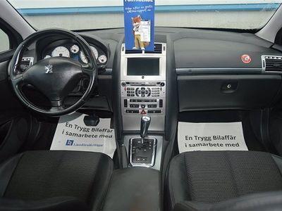 begagnad Peugeot 407 SW 2.0 HDi FAP Panorama Navi
