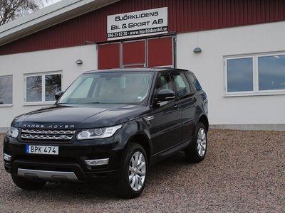begagnad Land Rover Range Rover Sport 3.0 SDV6 4WD Automat HSE 2014, SUV 399 000 kr
