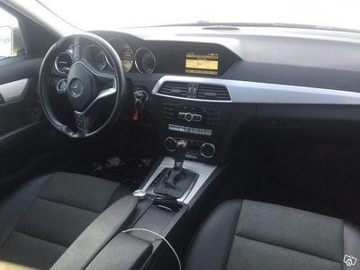 begagnad Mercedes C220 CDI -12