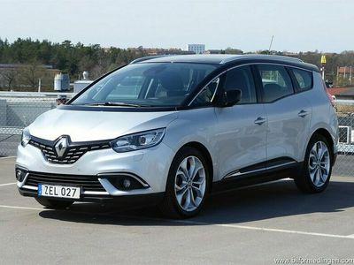 begagnad Renault Grand Scénic 7-sits Navi V-däck Automat 1 ägare