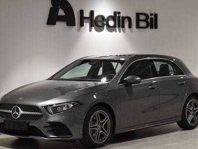 begagnad Mercedes 180 - Benz A - klass/ AMG LINE /