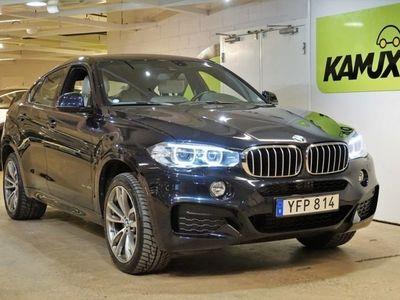 brugt BMW X6 xDrive40d 3.0 M-Sport 313hk