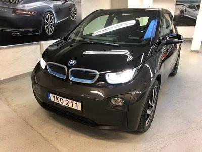 begagnad BMW i3 60 Ah Automat Comfort Euro 6 170hk