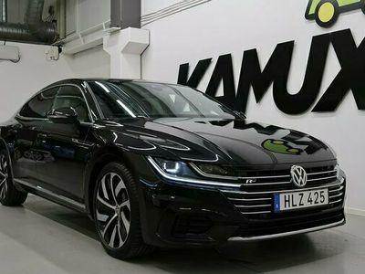 begagnad VW Arteon 2.0 TDI 4M | GT | R-Line | D-Värmare | Kamera | Drag 2019, Sedan Pris 344 800 kr