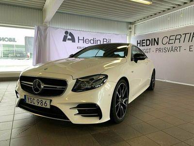 begagnad Mercedes E53 AMG - Benz4MATIC+ AMG Coupé 435hk