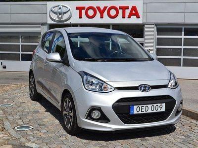begagnad Hyundai i10 1.2 Premium 5-d 87hk