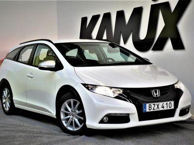 begagnad Honda Civic 1,6 i-DTEC | B-Kamera | S&V Hjul