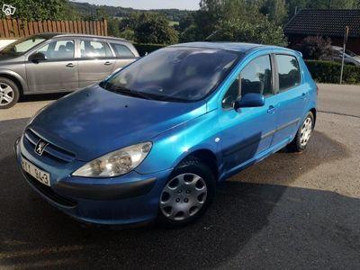 used Peugeot 307 1.6 -04