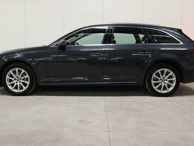 begagnad Audi A4 Avant 2.0 TDI 190HK quattro S-tr *Sthlmspaketet*