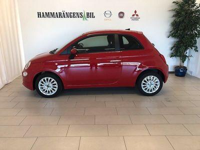 begagnad Fiat 500 Lounge Hybrid 1.0 Euro 6 70hk