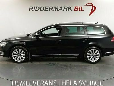begagnad VW Passat 1.4 TSI EcoFuel Variant (150hk) Premium, Sport