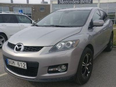 begagnad Mazda CX-7 2.3L Turbo AWD 259hk Ev. byte -07