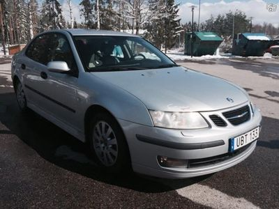 begagnad Saab 9-3 Vector Sportsed-NYSERVAD NYBESIKTAD -04