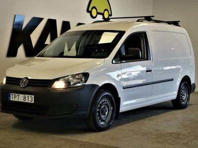 begagnad VW Caddy Maxi 1.6 TDI   Värmare   Drag  