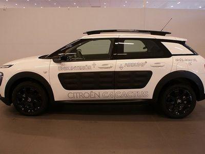 begagnad Citroën C4 Cactus FEEL BHDi100 VIT -Nyår- -15