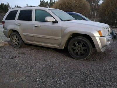 begagnad Jeep Grand Cherokee CRD