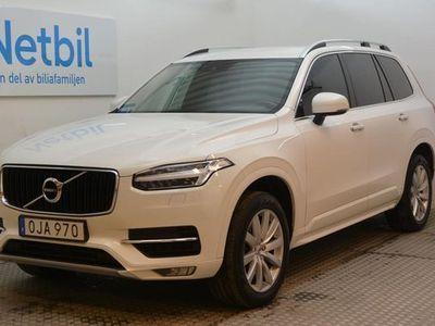 begagnad Volvo XC90 D5 AWD Momentum VOC Wi-Fi Skinn 2019, SUV 369 900 kr