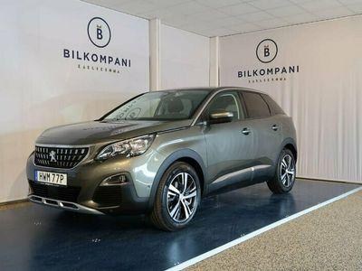 begagnad Peugeot 3008 ALLURE BHDi130 Dragkrok Apple carplay