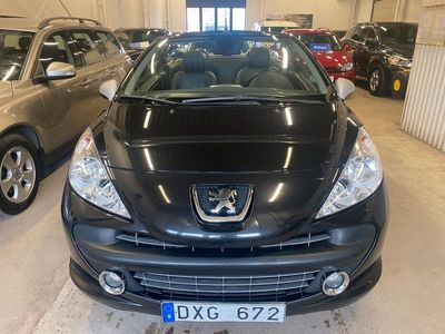 begagnad Peugeot 207 CC 1.6 VTi Sport 120hk / 0%RÄNTA