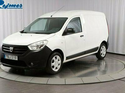 begagnad Dacia Dokker Van 1,5 dCi Essential 2016, Transportbil Pris 69 800 kr