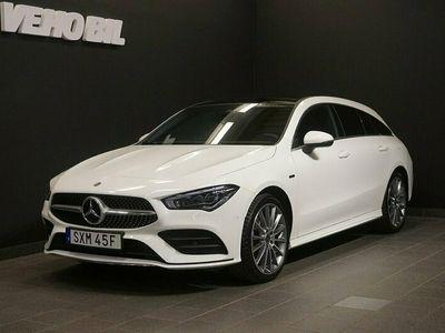 begagnad Mercedes CLA250 Shooting Brake e AMG Backkamera Aut Drag Nav Multibeam