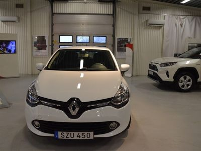 begagnad Renault Clio 0.9 TCe 90Hk Nyservad Sov Hjul Navigator