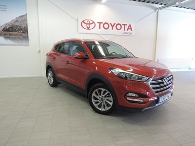 used Hyundai Tucson 1.7 CRDi