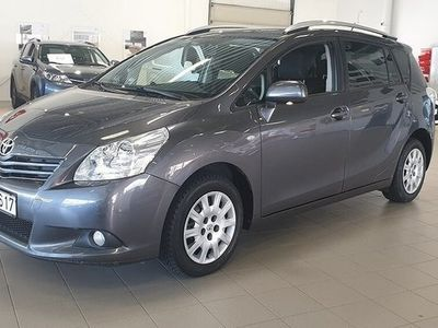 begagnad Toyota Verso 1.8 Man Business 7-sits