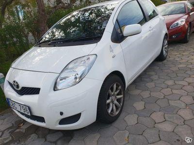 brugt Toyota Yaris 1.4 D -09