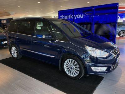 begagnad Ford Galaxy 2.0TDCi (140hp) Titanium 7-sits
