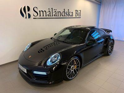begagnad Porsche 911 Turbo S PDK Euro 6 2018, Personbil 1 695 000 kr