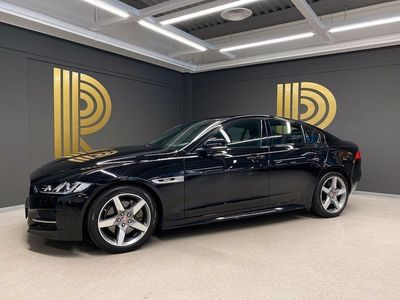 begagnad Jaguar XE 2.0 (200hk) R-Sport