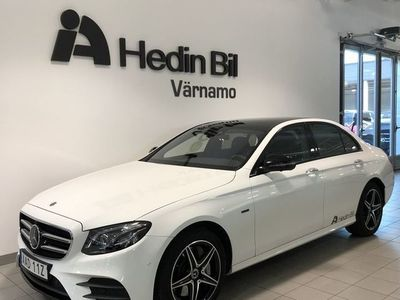 begagnad Mercedes E300 Plug-In Hybrid AMG Förarassisten