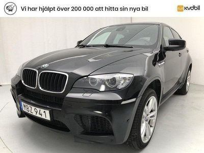 begagnad BMW X6 M E71 (555hk)