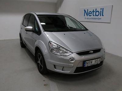 begagnad Ford S-MAX 2.0 Flexifuel 2009, Kombi 44 500 kr