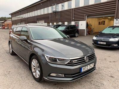 begagnad VW Passat 2.0 TDI 4M AUT GT Euro 6 190hk