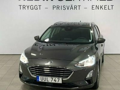 begagnad Ford Focus Kombi 1,0 Ecobost Select Shift 125hk