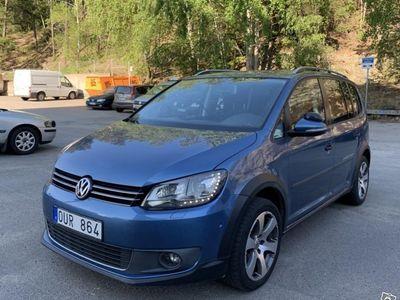 brugt VW Touran Cross 1,4 med panoramatak -10