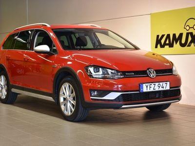 usata VW Golf Alltrack 1.8 TSI SC 180hk 4M DSG Plus