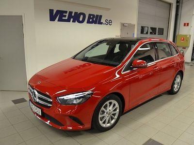 begagnad Mercedes B200 d/Automat/Se Edition/Panoramataklucka/Smartphone/Spegelpaket