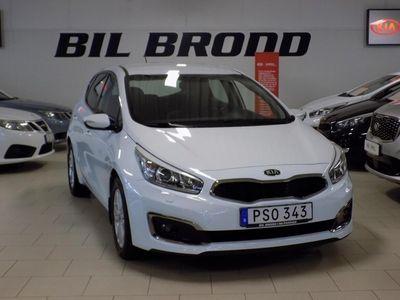 begagnad Kia cee'd 1.6 CRDi DCT Euro 6 136hk