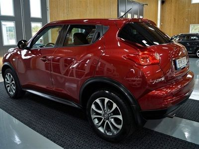 begagnad Nissan Juke 1.6 Acenta Navi 117hk
