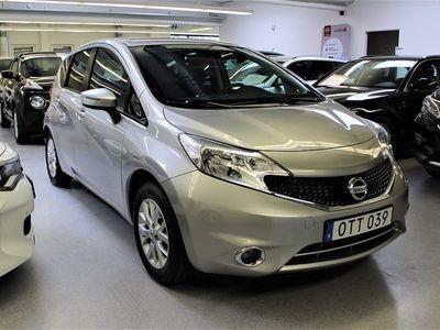 begagnad Nissan Note 1.2 Euro 6 80hk / ACENTA LÅGMIL