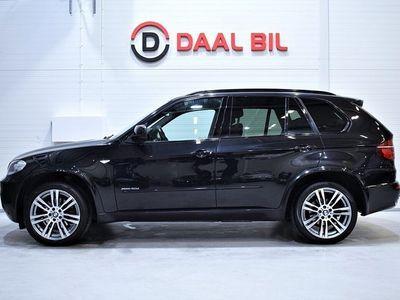 begagnad BMW X5 XDRIVE 40D M-SPORT 306HK MOMS NAVI SE.UTR