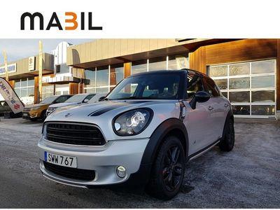 begagnad Mini Cooper D Countryman ALL4 Chili Euro 6 111hk